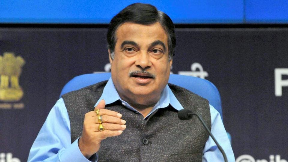 Union minister for road transport and highways, shipping and water resources Nitin Gadkari.