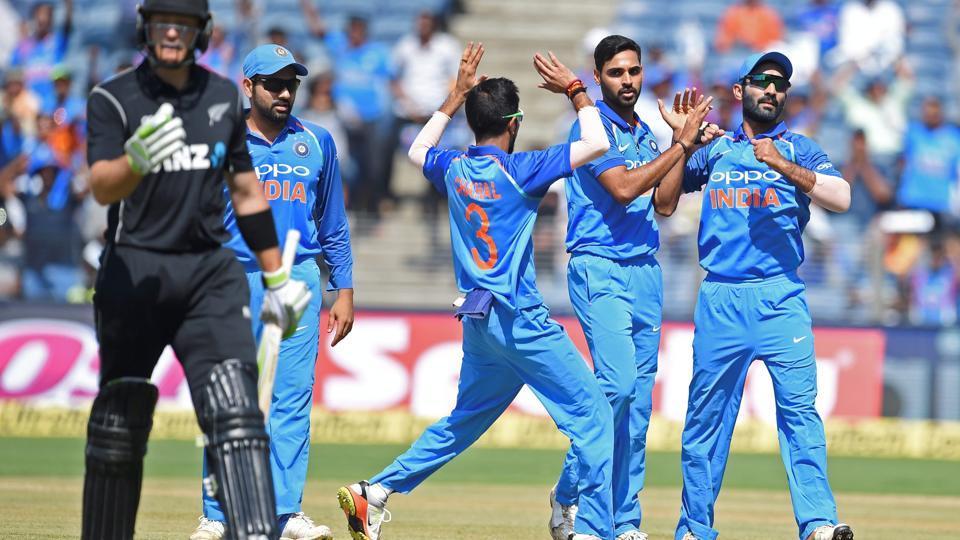 India vs New Zealand,Indian Cricket team,Bhuvneshwar Kumar