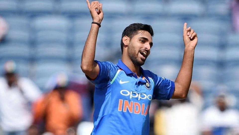 India vs New Zealand,Bhuvneshwar Kumar,Tim Southee