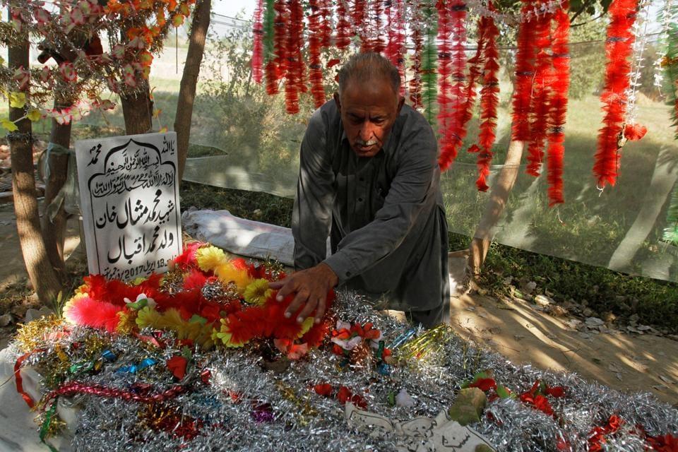 Pakistan,Death to Blasphemers,Mashal Khan