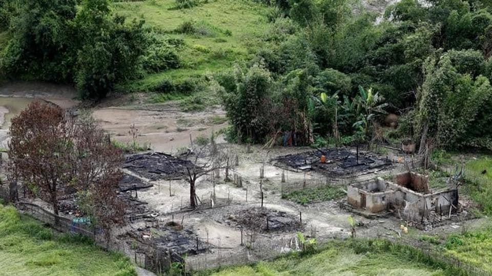 Myanmar,Rakhine,Rohingya