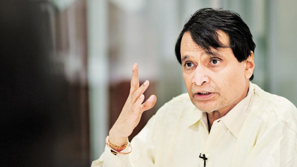 Batting for Indian IT companies, Suresh Prabhu also strongly raised the issue of totalisation.