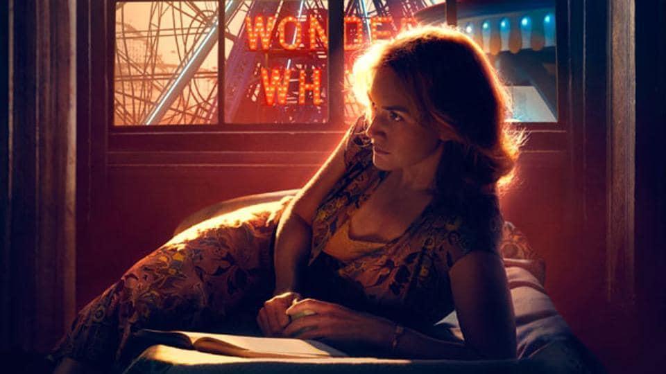 Woody Allen,Kate Winslet,Wonder Wheel