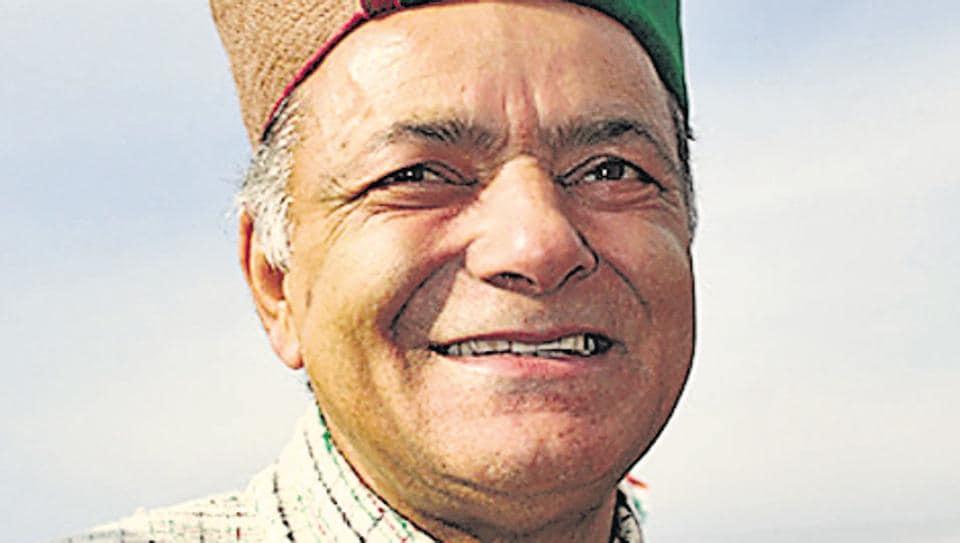 Himachal elections,Thakur Singh Bharmouri