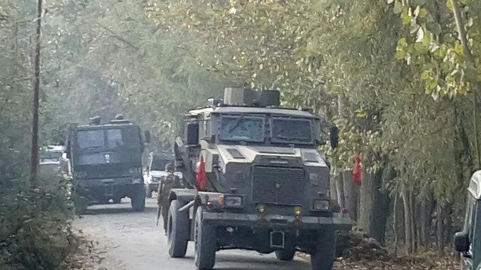 Encounter,Militants,Security forces