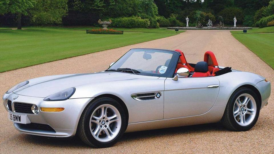 Steve Jobs Bmw Z8 Sports Car May Fetch Up To 400 000 At