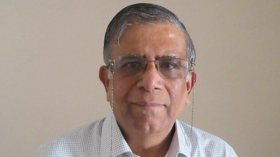 D T Devare (Subhash), environmental activist and senior HRD facilitator/ consultant.
