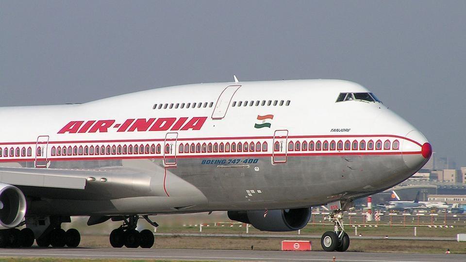 Air India,Tel Aviv,Mumbai