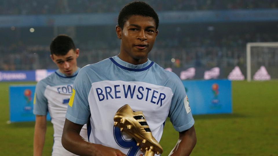 Rhian Brewster was the leading goal-scorer in the FIFAU-17 World Cup and his contributions helped England secure the title for the first time.