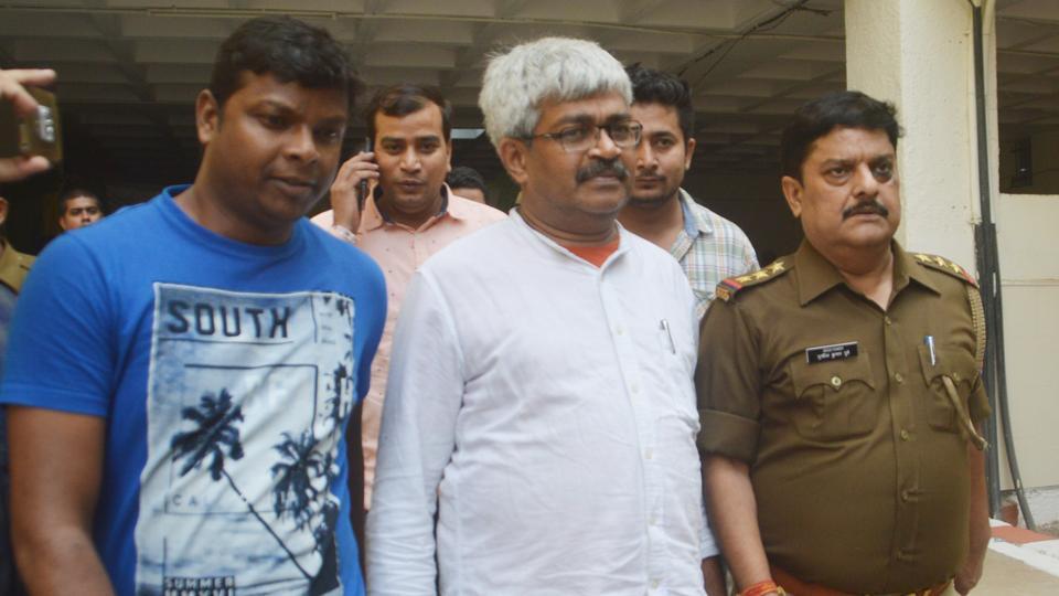 Chhattisgarh 'sex CD' case,Journalist Vinod Verma,Chhattisgarh police