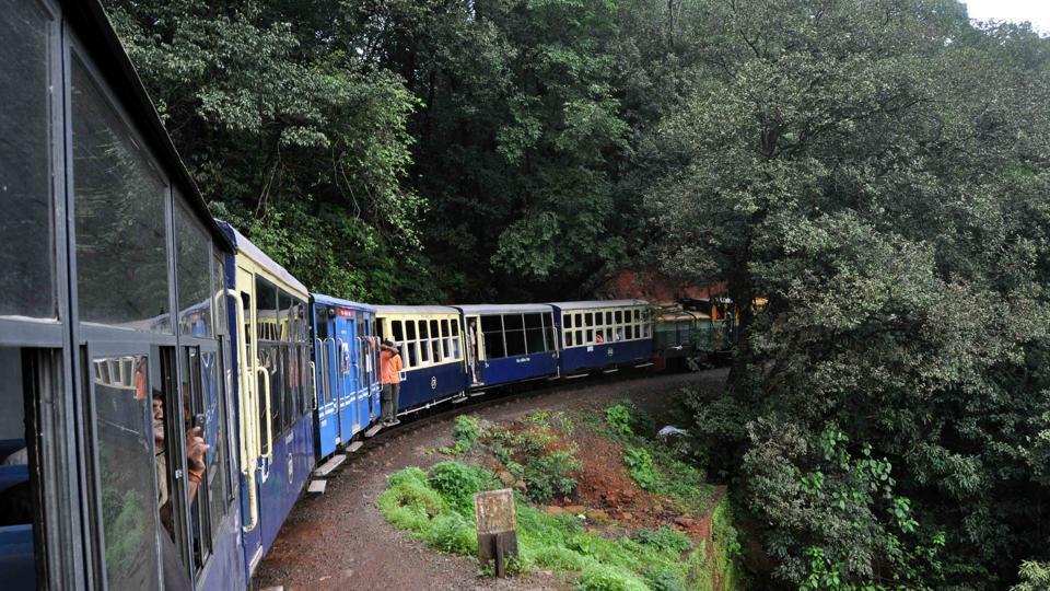 Maharashtra,Matheran toy train,Railways