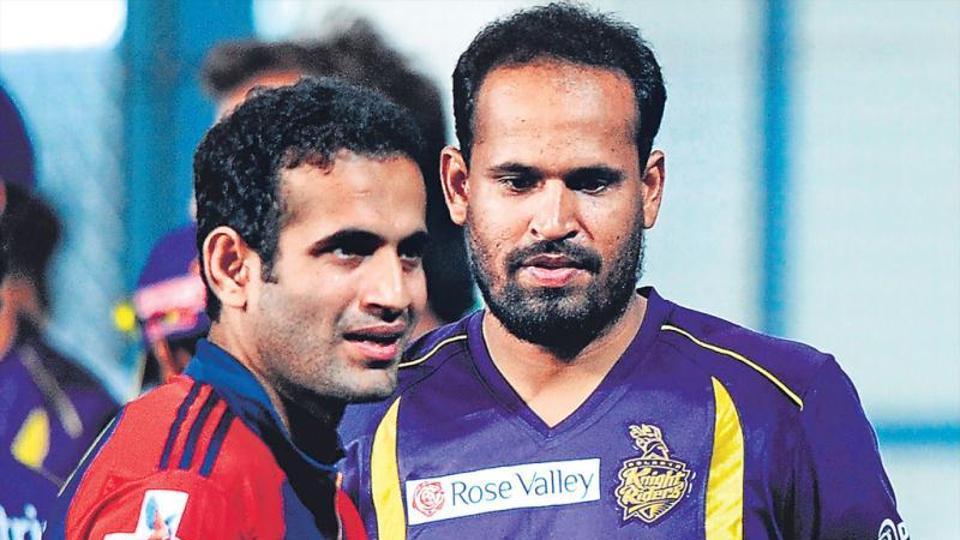 Irfan Pathan,Yusuf Pathan,Indian national cricket team