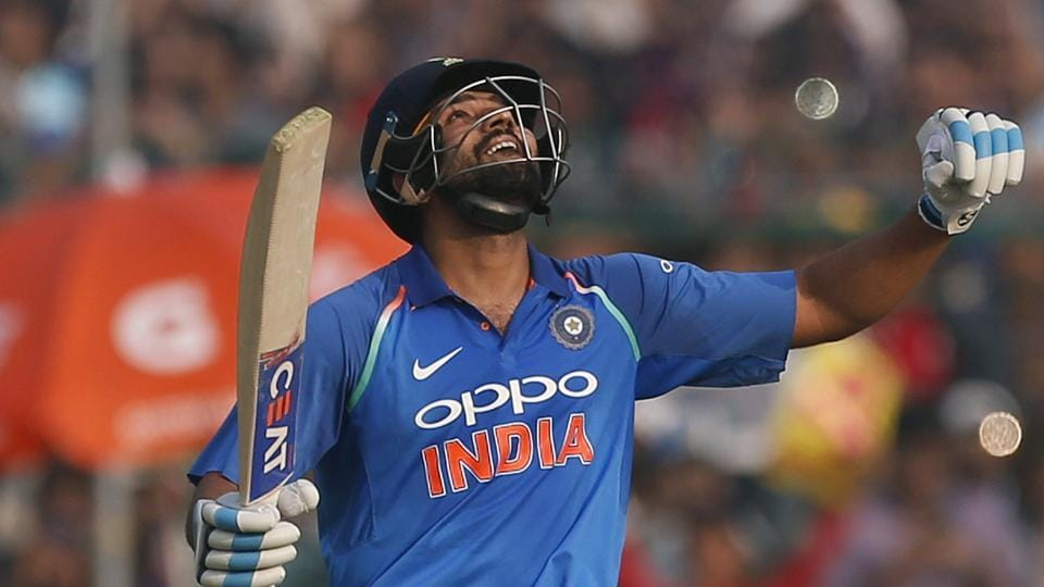 Rohit Sharma slammed a brilliant century as India reached a great position in the deciding ODI against New Zealand in Kanpur.