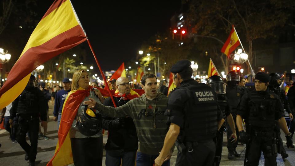 Catalan,Anti-Independence parties,Catalan demands