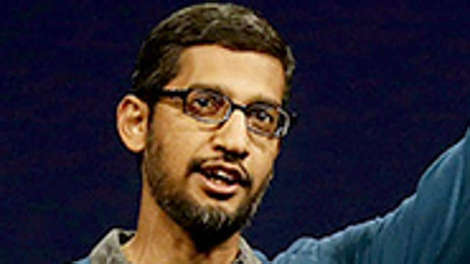 Google CEO Vows To 'Drop Everything' And Deal With Burger Emoji Issue