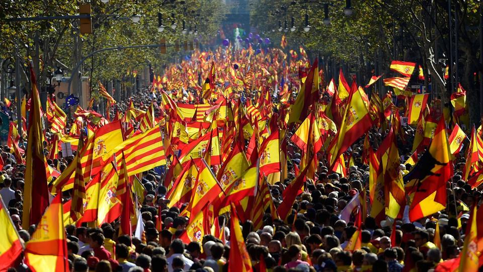 Catalonia,Spain,Catalan independence