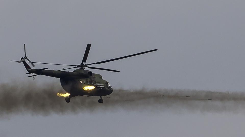 Russia,Russian helicopter,Mi-8