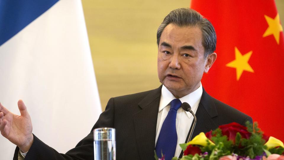 Chinese foreign minister,Wang Yi,President Xi Jinping