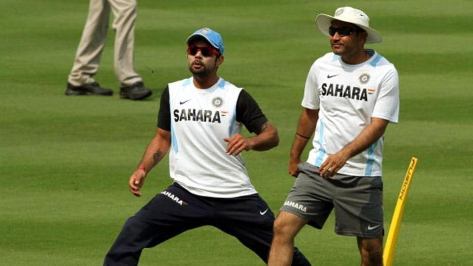 Virat Kohli scored his 32nd century during India vs New Zealand 3rd ODI and Virender Sehwag made a funny comment on it.