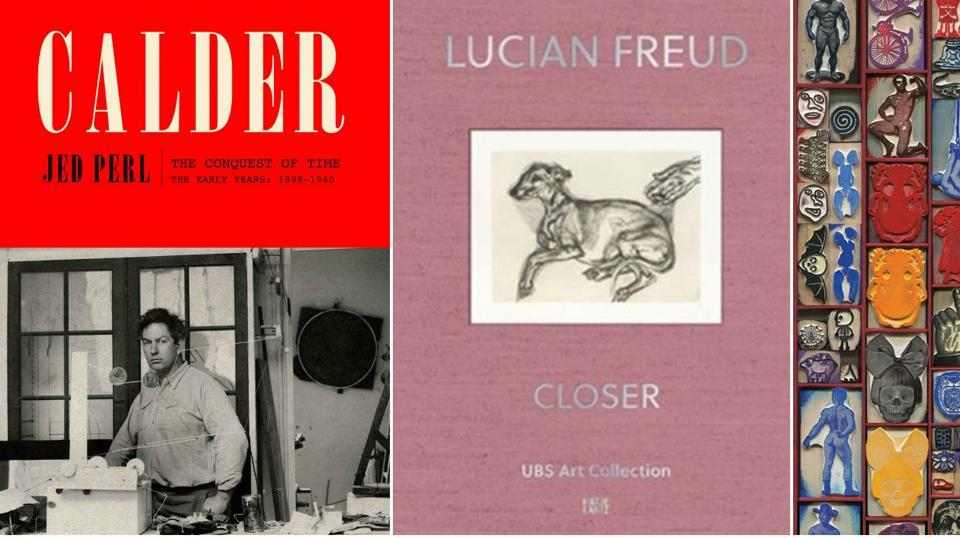 Art books,Lucian Freud: Closer: UBS Art Collection by Richard Cork and Anders Kold,Louise Bourgeois