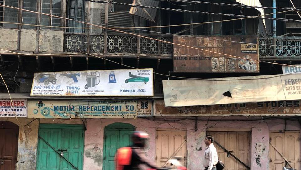Delhi news,Delhiwale,Kashmere Gate
