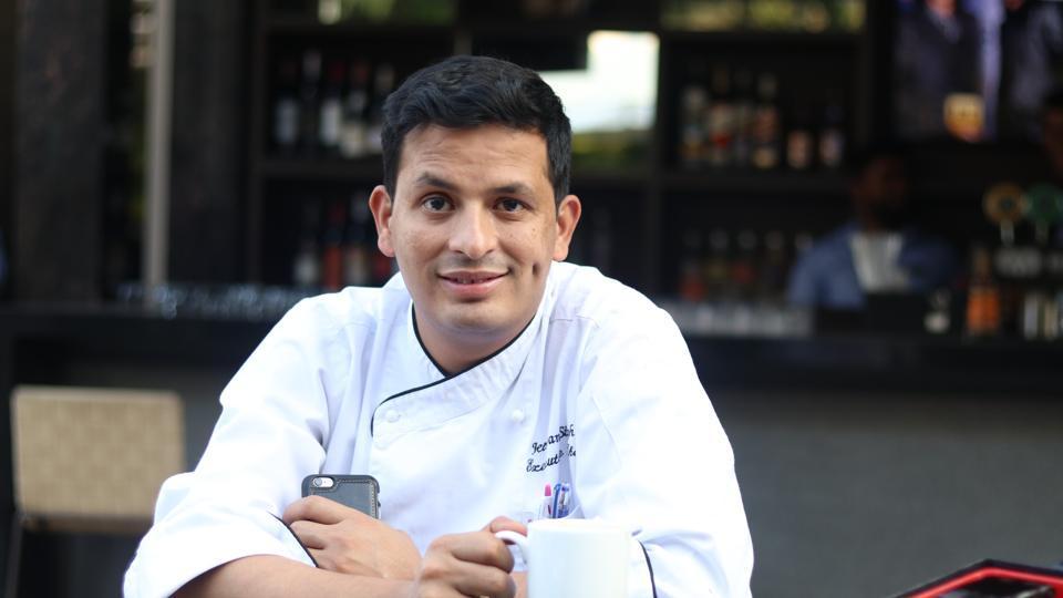 Executive chef Jeewan Singh from Courtyard by Marriott Pune Hinjewadi presents his new menu