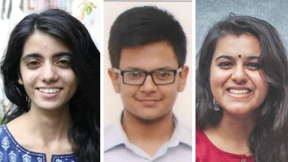 Samreen Chhabra, Parth Gupta and Avleen Kaur Lamba.