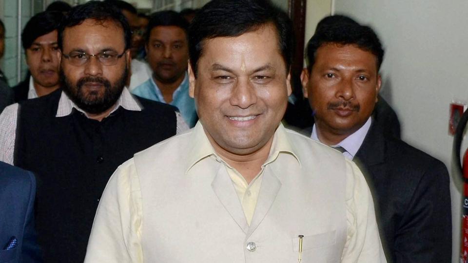 Assam CM,Sarbananda Sonowal,BJP