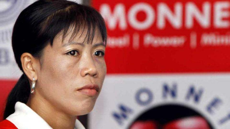 MC Mary Kom is targeting a big medal in the 2017 Asian Championships.