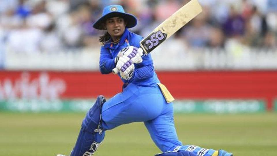 Mithali Raj Led Indian Cricket Team To A Runner Up Finish At The 2017 ICC