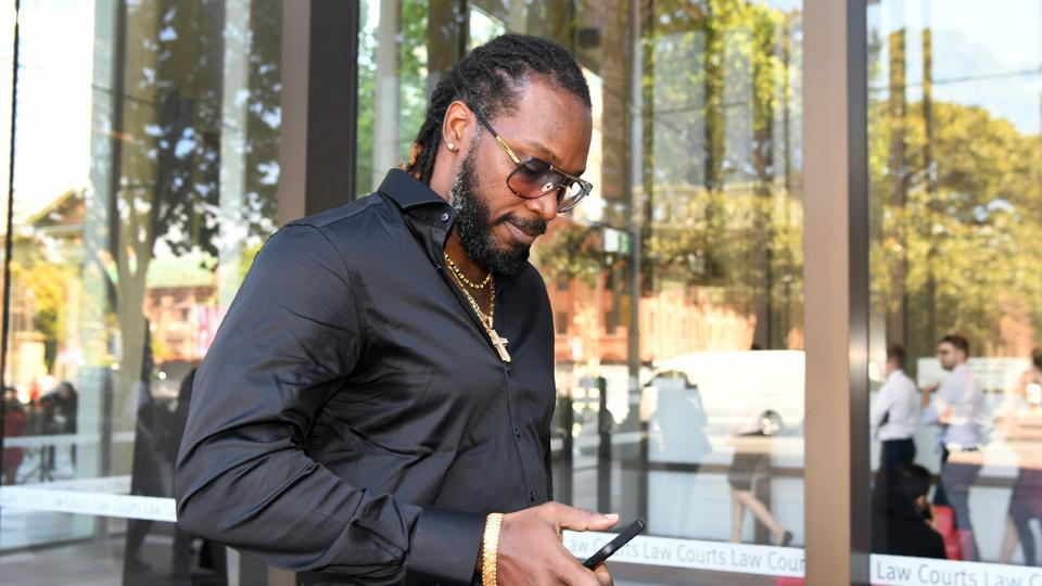 Chris Gayle was accused of allegedly exposing his genitals to a massage therapist in a series of stories carried by the Sydney Morning Herald, The Age and The Canberra Times.