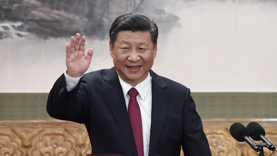Xi Jinping,China,India