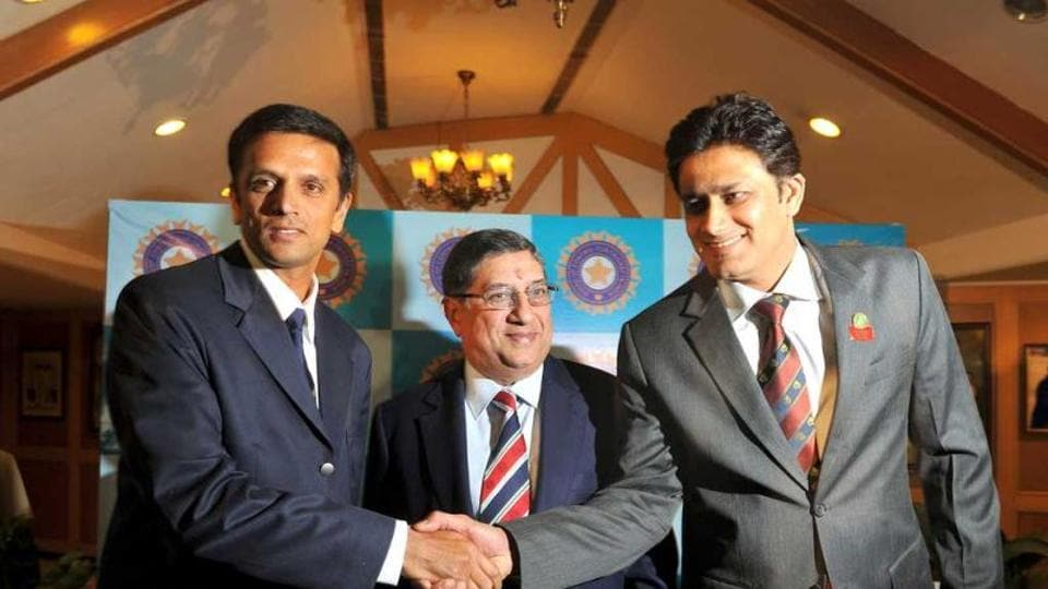 Rahul Dravid has termed Anil Kumble's sacking as Indian cricket coach an unfortunate incident.