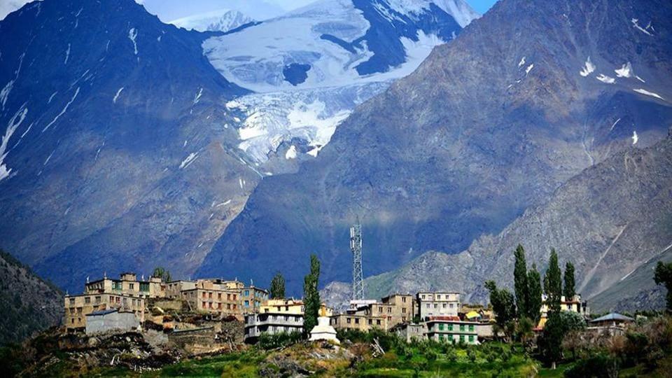 Himachal elections,Lahaul Spiti,Himachal Pradesh