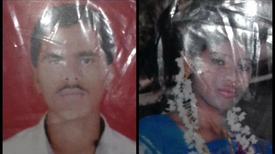 The two were identified as Shekhar Raghunath Mohol, 25, and Jyoti Santosh Mohol, 28, both residents of the same neighbourhood in Bharekarwadi in Mutha region of Mulshi.