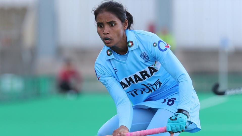 Vandana Katariya scored the opening goal as India beat Malaysia 2-0 in the Asia Cup and topped their group.