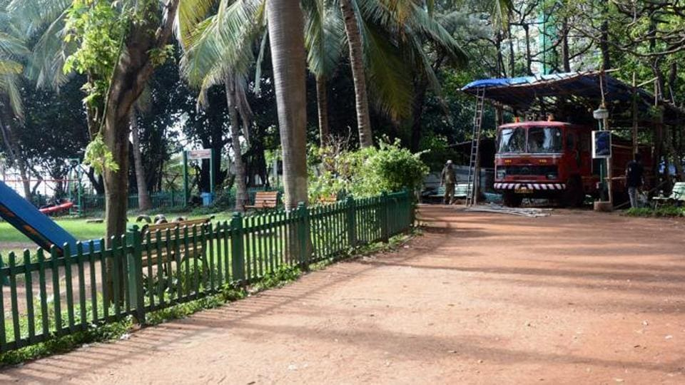The BMC had previously argued that an area measuring 5,000 sqm has been shown in the development plan of the city as reserved for the fire brigade, and it plans to construct a fire station there.