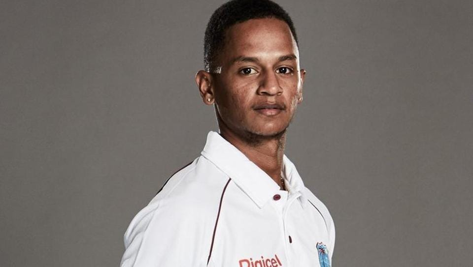 Shane Dowrich ended the Day Three on 75*as West Indies took the lead.
