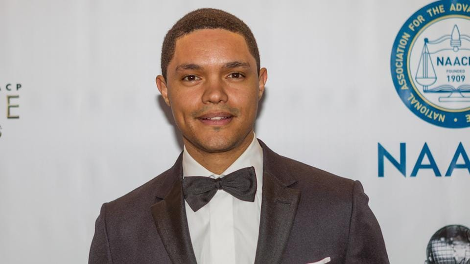 Trevor Noah at an event in California, USA, in February this year.