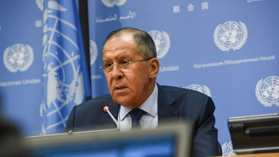 Russia meddling,US ELections,Sergei Lavrov