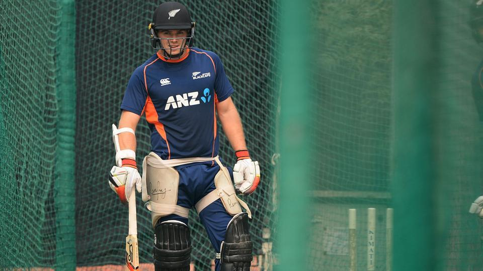 Tom Latham has been the most impressive batsman for New Zealand till now. (AFP)