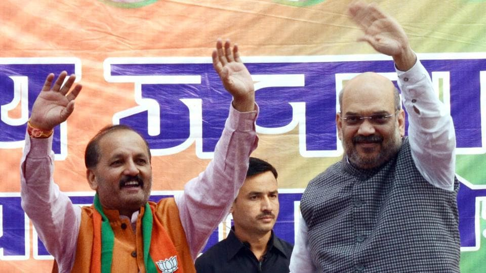 Himchal elections,Amit Shah,BJP