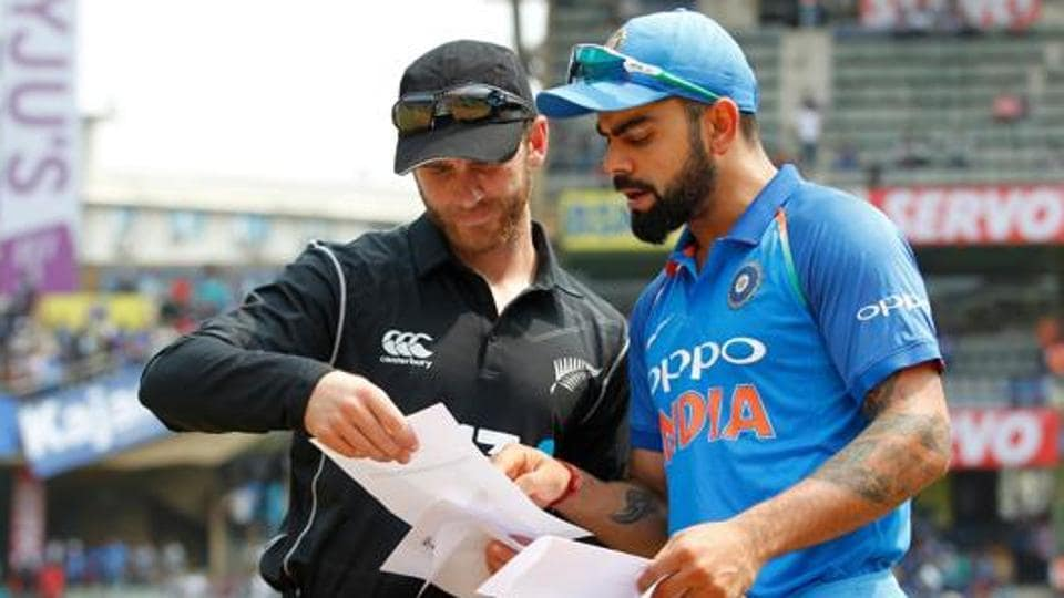 Virat Kohli-led Indian cricket team will face Kane Williamson-led New Zealand in a three-T20I series.