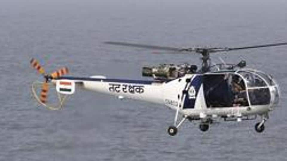 Navy,naval choppers,Chetak helicopters