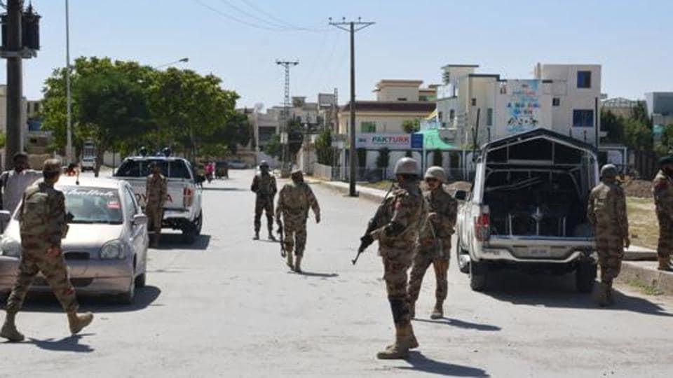 Pakistan-China relations,Balochistan,Islamic State