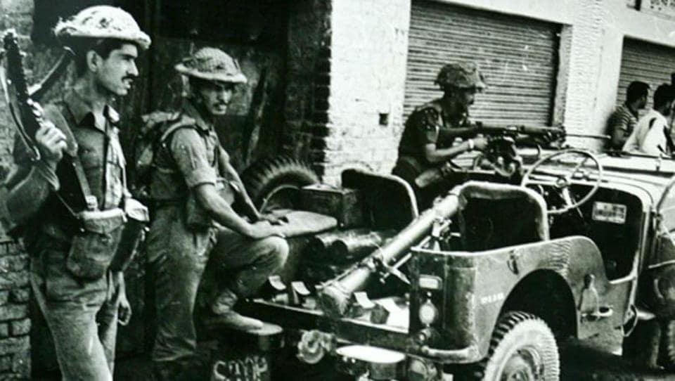Sikh Federation (UK),UK role in Operation Bluestar,Margaret Thatcher