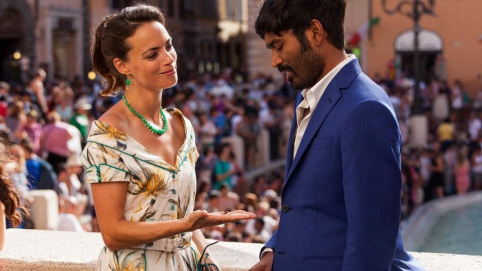 The Extraordinary Journey of the Fakir,Dhanush,First Look