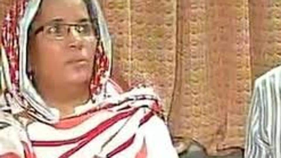 Fauzia says that Pakistan's claims that her son is a spy are false.