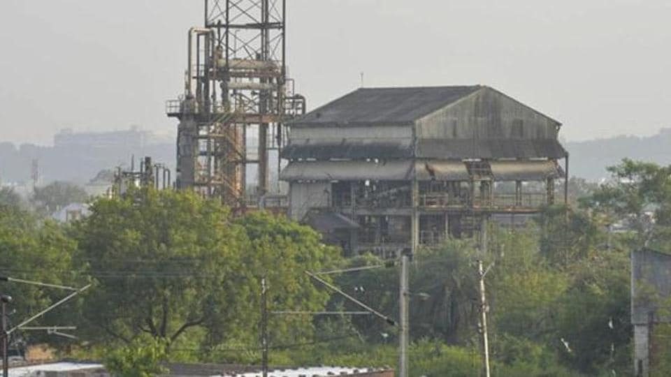 A deadly gas leak at the Union Carbide plant in Bhopal in 1984 killed over more than 5,000 people.
