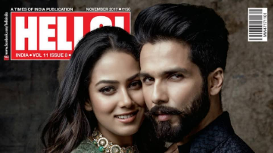 Shahid Kapoor and Mira Rajput are frequently spotted together in public.